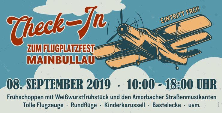 Flugplatzfest 2019